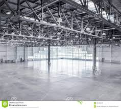 Warehouse Interior by Interior Of An Empty Warehouse Stock Photo Image 59426065