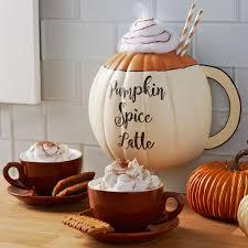 use a half pumpkin to easy create this diy pumpkin spice latte