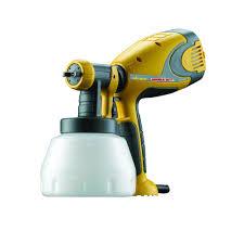 Bed Liner Spray Gun Wagner Control Spray Double Duty Hvlp Sprayer 0518050 The Home Depot