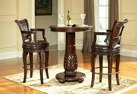 rustic pub table and chairs glass top bistro table set rustic pub table sets rustic pub table