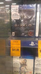 amazon black friday cheapassgamer diablo 3 ultimate evil edition 41 99 ps4 xbox one 27 99 ps3