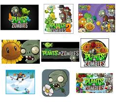 Plants Vs Zombies Decorations Plants Vs Zombies Party Stickers Favors Gifts Birthday