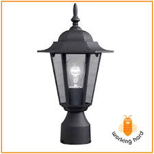 used aluminum light pole for sale outdoor pole light ebay