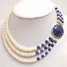 necklace making with pearl images 26 best pearl jewellery images necklaces crafts at jpg