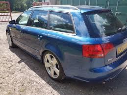 2007 56 reg audi a4 avant 2 0 t fsi s line petrol manual 175k f s
