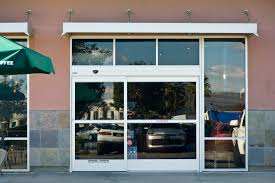 window treatments for sliding glass doors on sliding barn door