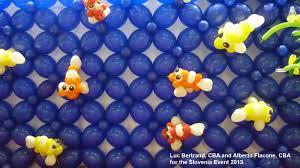 ballon mural mural con globos ideas infantiles pinterest