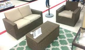 beautiful outdoor furniture at target for resin wicker patio