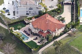 Brentwood California Celebrity Homes by Celebrity Homes U2013 Moejackson