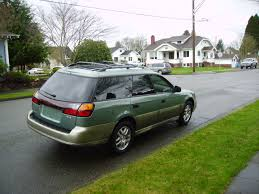 green subaru 2004 subaru outback awd auto sales