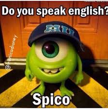 Speak English Meme - yes i speak english meme by superninja099 memedroid