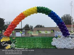 balloon arch balloon arch for and events in orange county california