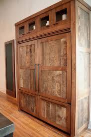 Rustic Oak Kitchen - rustic wood cabinet doors imanisr com