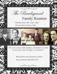48 best linn family reunion images on pinterest family reunions