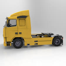 volvo model trucks volvo truck studio max 3d model cgtrader