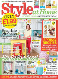 Home Decor Sales Magazines Uk Style At Home Magazine Home Decor Ideas
