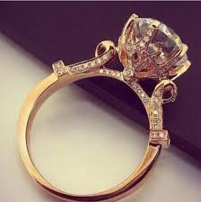 luxury engagement rings 18 amazing ornate engagement rings that will make you say i want