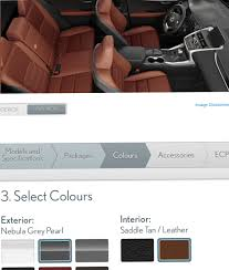 lexus nx black red interior the interior of my lexus nx is black saddle tan love the colour