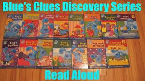 blue u0027s clues discovery series books 1 17 aloud