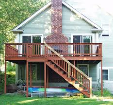 Decks With Roofs Pictures by Want To Convert Your Deck To A Porch U2013 Suburban Boston Decks And