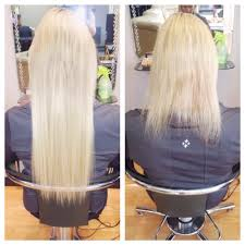 18 inch hair extensions before and after hair extensions toronto before and after picture 18 inch blonde