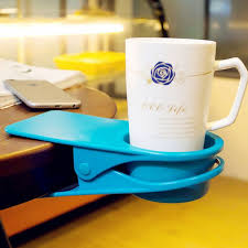Table Cup Holder Drinklip Home Desk Or Office Table Drink Holder Clip In Dubai Abu