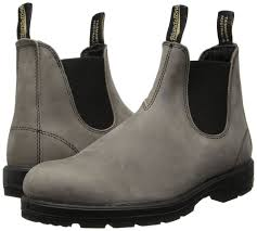 s blundstone boots australia s blundstone australia bl567 steel grey leather size uk 7 5 us