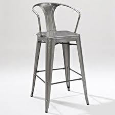 industrial metal bar stools with backs metal bar stool with back stools backs foter 1 bmorebiostat com