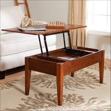 coffee table coffee table with pull out ottomans thesecretconsul