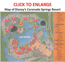 Walt Disney World Resorts Map by Review Disney U0027s Coronado Springs Resort Yourfirstvisit Net
