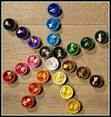 jeux de bisou au bureau mon joli petit bureau diy jeu de tri de couleur et de nuances