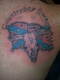 southern design country tattoos
