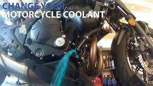 how to flush your motorcycle coolant change motorcycle radiator