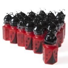 amazon com 12 ladybug bubble bottles toys u0026 games