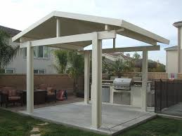 Covered Patio Ideas Simple Detached Covered Patio Ideas Displaying 10 Images For