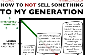 how to how to not sell something to my generation the oatmeal