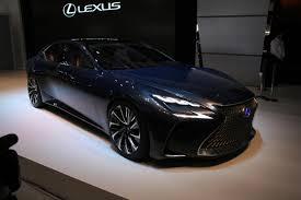 youtube lexus lf fc lexus unveils lf fc fuel cell concept