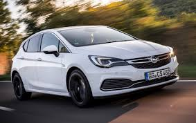 opel blue new opel astra opc line sport pack is all show and no go