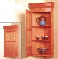 corner cabinet plans u2022 woodarchivist