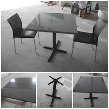 Used Restaurant Tables And Chairs Restaurant Manmade Stone Granite Stone Dining Table Chairs From