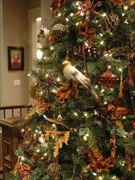 fall christmas tree theme christmas lights decoration