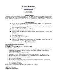 Manager Sample Resume by Distribution Manager Sample Resume Uxhandy Com