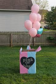 gender reveal balloons in a box it s a girl about columbus