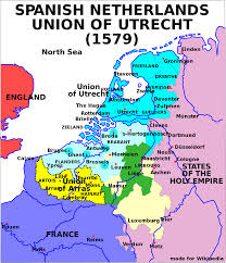 Holland Map Union Of Utrecht Wikipedia