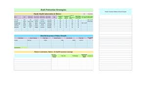 sample personal financial statement form personal financial