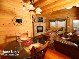 a slice of paradise in a one bedroom cabin near downtown pigeon