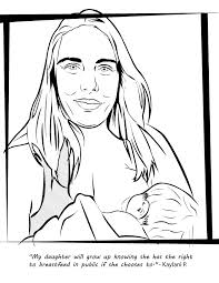 badass feminist coloring book women