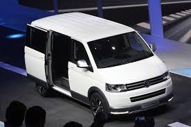 volkswagen minivan 2014 geneva 2014 volkswagen transporter u0027alltrack u0027 revealed autocar