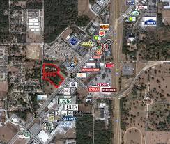 Ocala Fl Map Belleair Development Group U2013 College Rd Sr 200 Retail