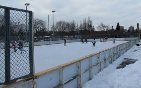 parks forestry and recreation westway outdoor rink